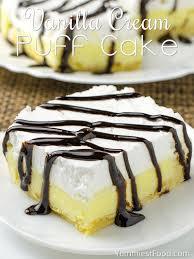 cream puff chocolate eclair cake recipe best cake 2017