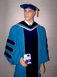 doctoral graduation gown custom made doctoral regalia and phd gowns
