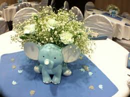 elephant centerpieces for baby shower interior design elephant themed baby shower decorations images