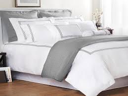 Dkny Duvet Cover White Duvet Cover Grey And White Home Design Ideas