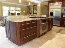 kitchen island with oven best 25 kitchen island with stove ideas on island