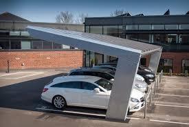 design carports span commercial solar parking find your carport with bluetop