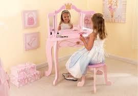 Pink Vanity Table Kidkraft 76123 Pink Princess Vanity Table W Mirror
