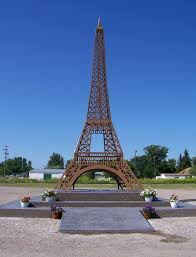 eifel tower replica of eiffel tower montmartre sk picture of eiffel tower