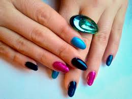 shellac nails with beautique it u0027s just nice