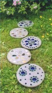Garden Stone Craft - best 25 garden stepping stones ideas on pinterest concrete