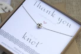 knot tie necklace images Thank you for helping us tie the knot 39 silver knot necklace png