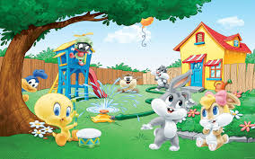 tweety bird baby looney tunes cartoon image desktop wallpaper