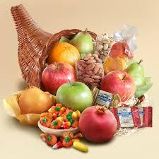 thanksgiving fruit basket history of the cornucopia shari s berries