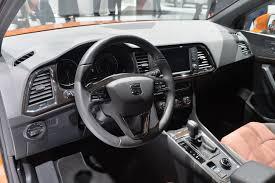 seat ateca interior кроссовер seat ateca представили публике женевского моторшоу