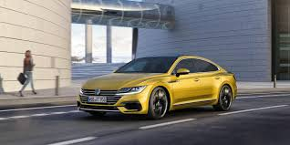 volkswagen arteon new volkswagen arteon revealed at geneva the drive