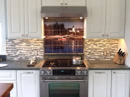 100 kitchen range backsplash 100 aluminum kitchen
