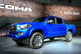 5 things to know about the 2016 toyota tacoma