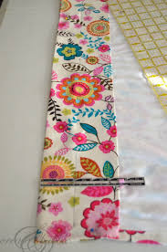 Easy Way To Hang Curtains Decorating An Easy Way To Make Lined Curtains Sewing Projects Window And