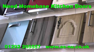 Ex Display Kitchen Island For Sale by Homebase Kitchen Doors And Homebase Kitchens Youtube