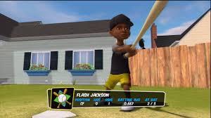 flash jackson junior backyard baseball youtube