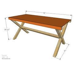 remodelaholic diy leather director u0027s bench building plans