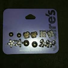 sensitive solutions earrings 40 s jewelry claires sensitive solutions earrings