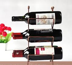 6 bottle wine rack wrought iron wine racks floor wine rack