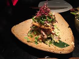 cuisine latine beef salad picture of chino tripadvisor