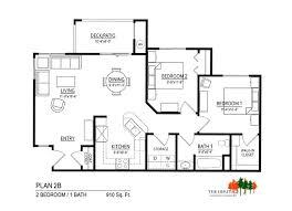 the heritage draper floor plan 2b american housing partners