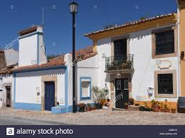 typical house with fireplace in the village of flor da rosa crato