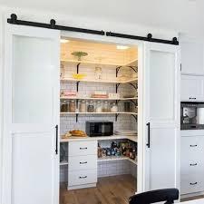 Sliding Door Design For Kitchen Sliding Barn Doors For Closets Door Closet In Design Decorating