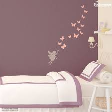 Large Wall Stickers Uk Fairies And Butterflies Wall Sticker Stickerscape Uk