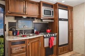 Luxury Kitchen Floor Plans by 2016 Eagle Luxury Travel Trailers Jayco Inc