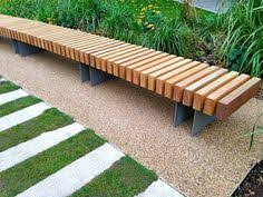 Street Furniture Benches S Shaped Seat Clifton Park Rotherham Woodscape Street Furniture