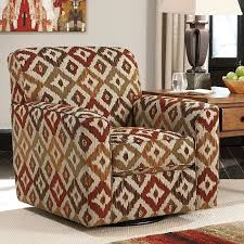 swivel accent chairs for living room mclarion walnut swivel accent chair accent chairs living room