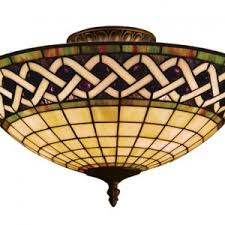 Stained Glass Ceiling Light Style Ceiling Lights Stained Glass Fixtures For Sale