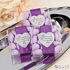 wedding favor containers thank you favor containers idea