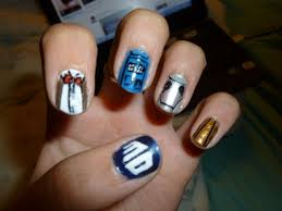best 25 doctor who nails ideas on pinterest acetone diy nail
