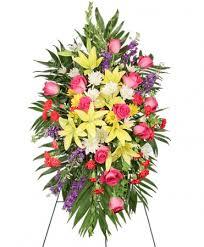 cheap funeral flowers fondest farewell funeral flowers flower shop network