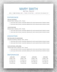 Template Word Resume Classic Resume Template Word Resume Template Start