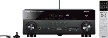 high end home theater receivers yamaha aventage 7 2 ch 4k ultra hd a v home theater receiver