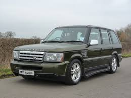 range rover truck conversion range rover 4 6 hse petrol lpg autogas