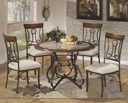 wood and metal dining table sets inspiring dining rustic room with world market round wood for and