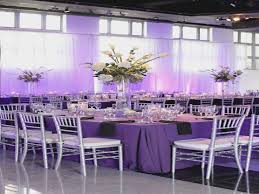 purple and silver wedding this story purple and silver wedding centerpieces