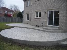 Concrete Backyard Patio by 22 Best Stamped Concrete Patio Ideas Images On Pinterest Stamped