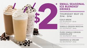 Coffee Bean Blended the coffee bean on our open house is starting in a few