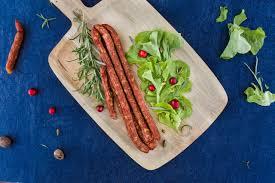 premium cuisine thin poultry sausages kabanosy premium superdrob cuisine