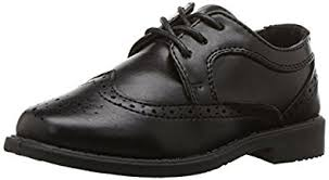 amazon com josmo kids u0027 boys dress shoes with laces oxford oxfords