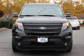 pre owned ford explorer sport certified pre owned 2015 ford explorer for sale in kirkland wa
