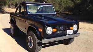 1977 classic ford bronco black custom 2 in chatsworth ca by rocky