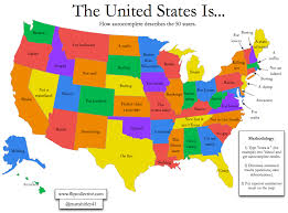 us map 50 states how autocomplete describes the 50 states xpost from