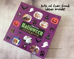 halloween cookbook it u0027s written on the wall need ideas for halloween dinners and
