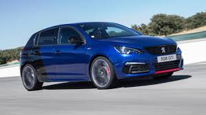 peugeot u0027s hottest hatch 308 gti 270 review top gear
