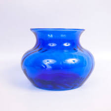 Swirl Glass Vase Best Cobalt Blue Glass Vase Products On Wanelo